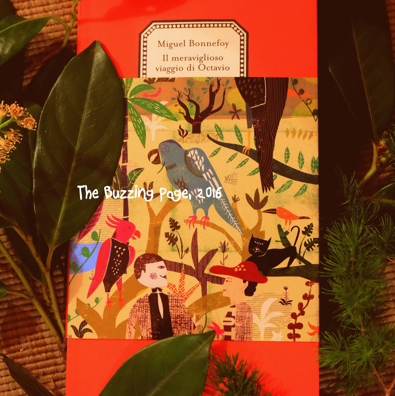 Il Tempo Ritrovato Il Grande Gatsby Un Meraviglioso: The Buzzing Page: Miguel Bonnefoy, Il Meraviglioso Viaggio