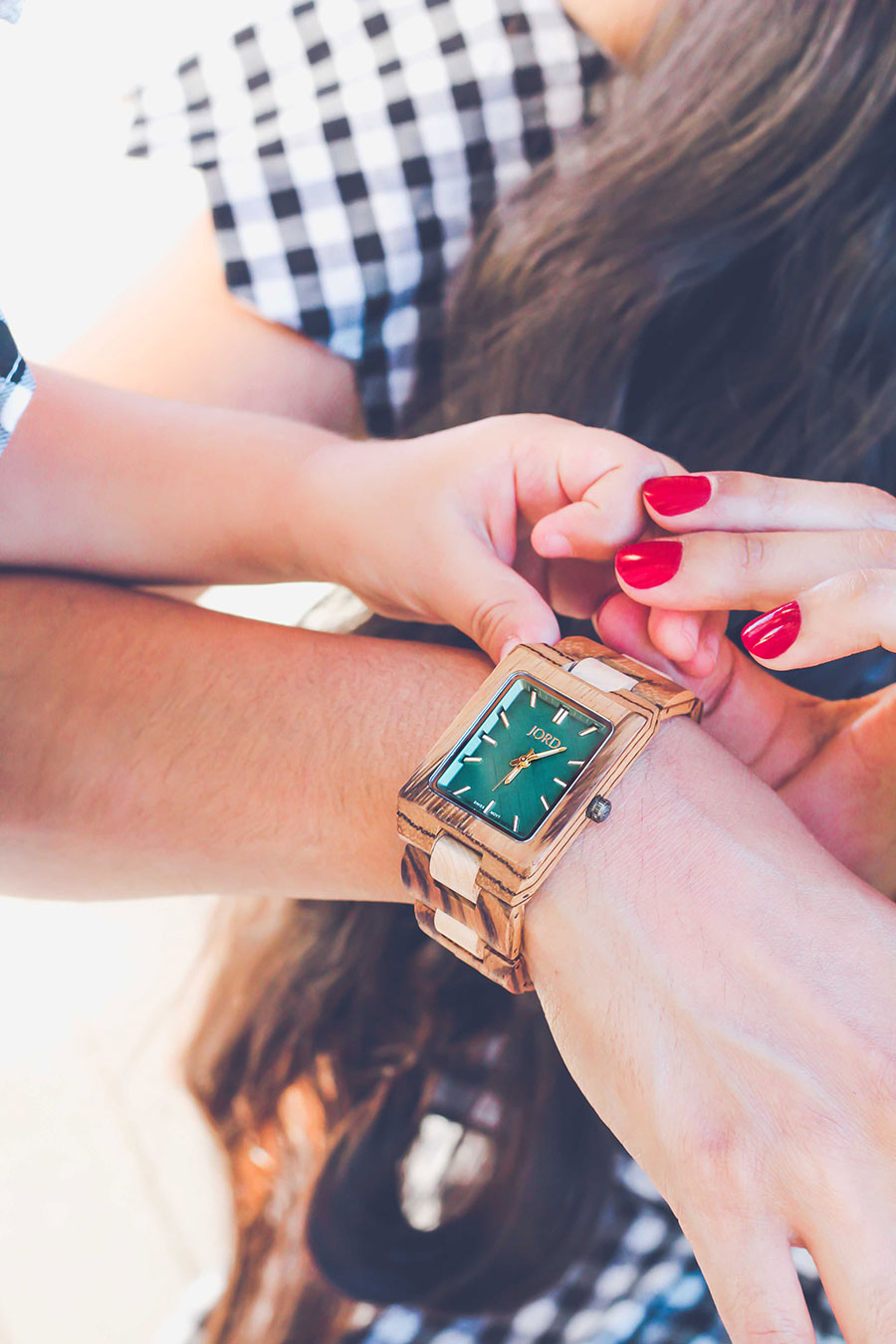 Reloj Jord Watch