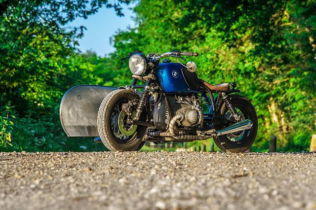 Edwin Mensink - Sidecar Bobber