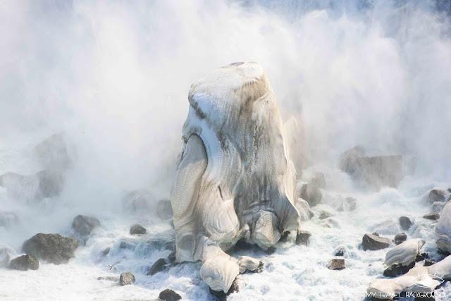 My Travel Background : 4 jours au Canada - Les chutes du Niagara gelées