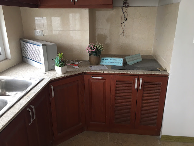Vật liệu căn hộ dự án UDIC Westlake Ciputra Tây Hồ