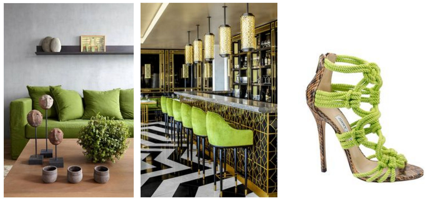 Greenery in home decor and Jimmy Choo sandals on Fashion and Cookies fashion blog, fashion blogger style