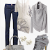 Gray Outfits Combinations To Try Today.