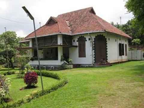 Desain Arsitektur Rumah Kuno