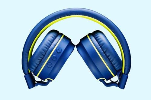 Os fones de ouvido Stereo Studio da Pulse são práticos, coloridos e baratos