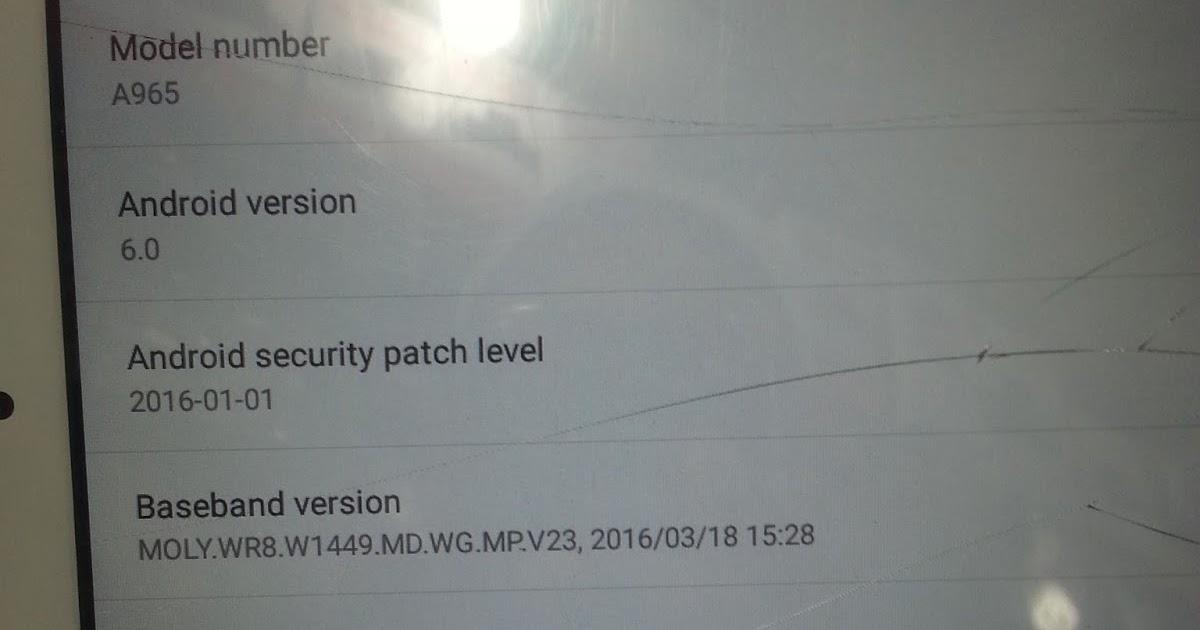 GSM YOUSUF: JTY KT107 EDDA A965 TAB FLASH FILE MT6580 6 0 CM2 READ