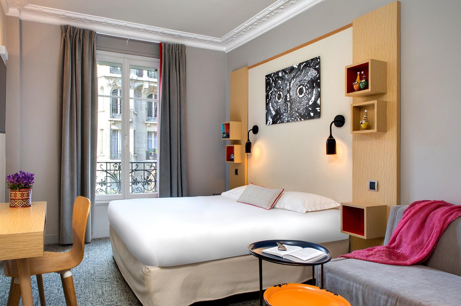 Chouette Hôtel Paris