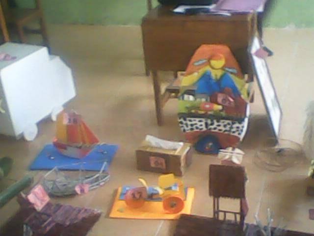 kerajinan dari barang bekas untuk anak tk 6