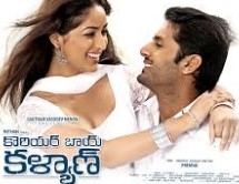 Courier Boy Kalyan 2015 Telugu Movie Watch Online