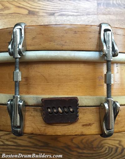F. E. Dodge Snare Butt