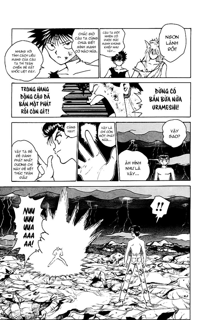 Hành trình của Uduchi chap 150: trận chiến đỉnh cao trang 5