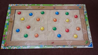 公園ゲーム 2 erste Spiele 砂場のおもちゃ集め