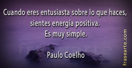 Frases positivas Paulo Coelho