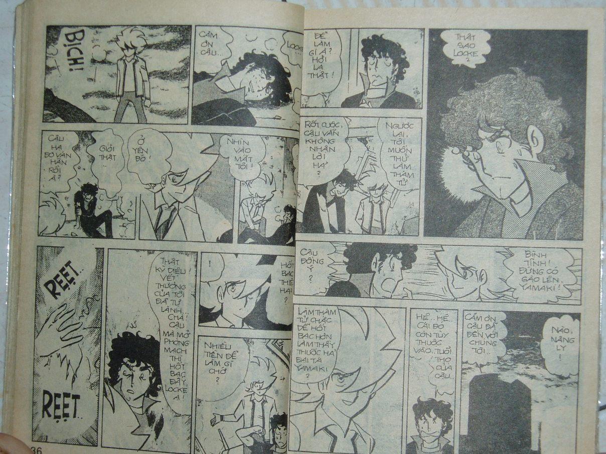 Siêu nhân Locke vol 05 trang 18