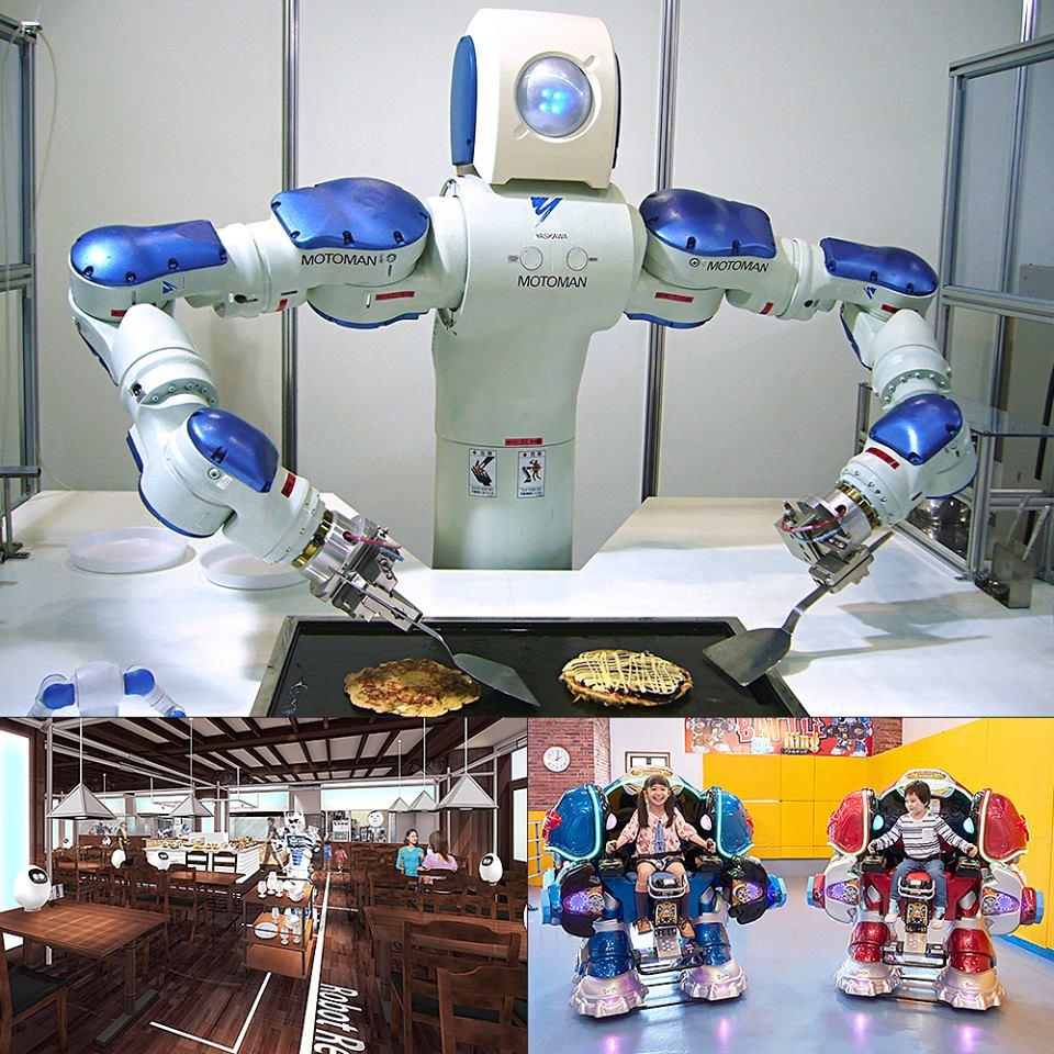 林公子生活遊記: 長崎縣「豪斯登堡」「機器人王國」隆重登場!體驗各種機器人科技的「機器人館」等設施 ...