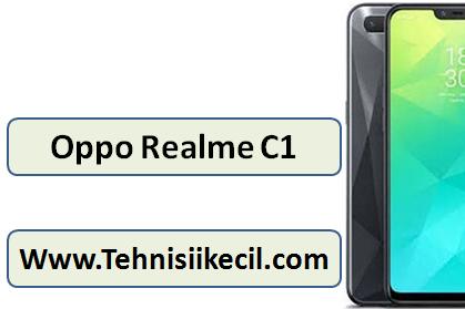 Cara Hard Reset Oppo Realme C1 Dengan Mudah Dan Cepat