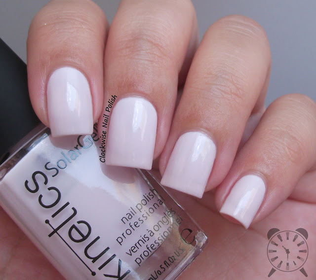 The Clockwise Nail Polish: Kinetics Nordic Blue Collection Review ...