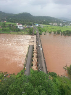 india news, Mumbai Goa highways bridge collapsed in wee hours