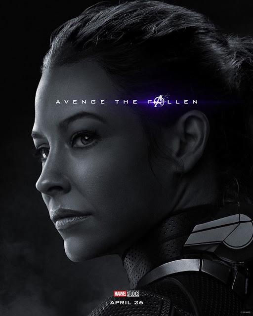 Evangeline Lilly Avengers: Endgame Poster And Trailer 2019