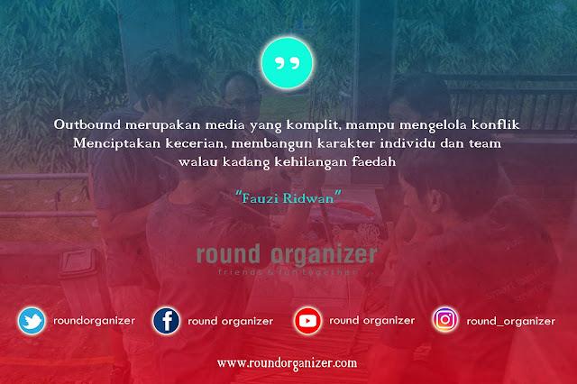 round organizer
