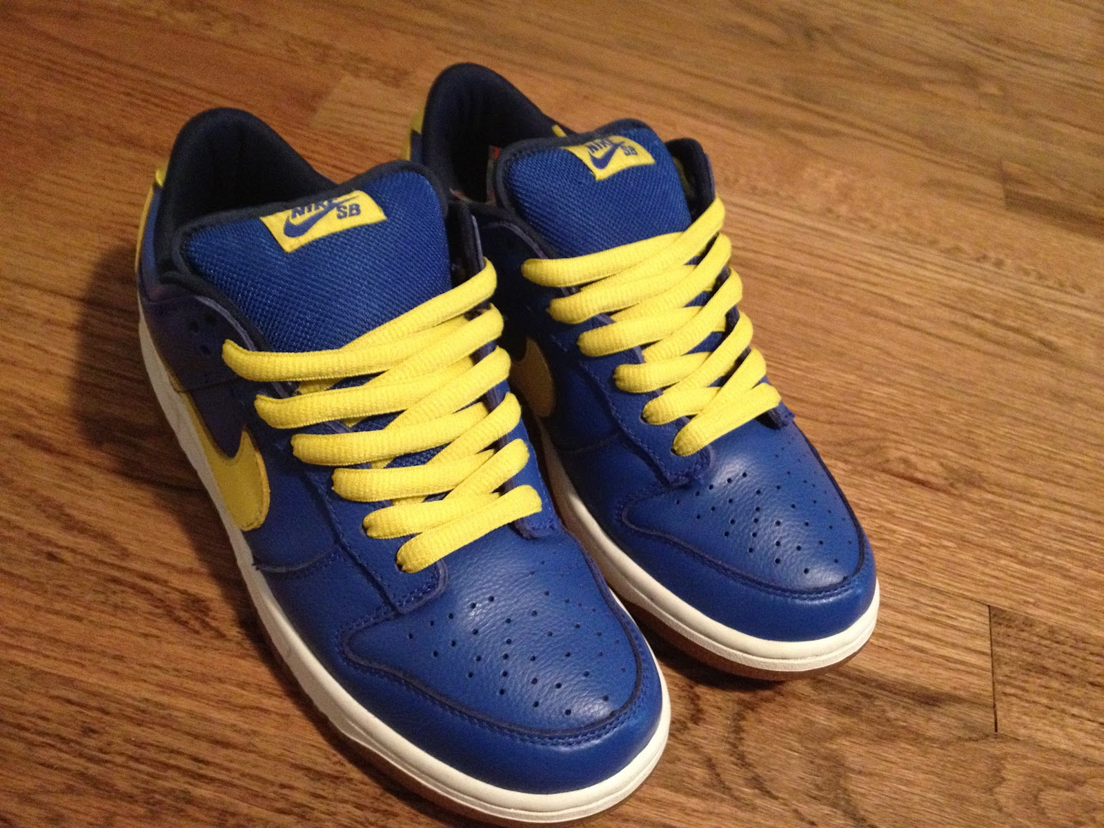 quality design 24639 abf8f New Pickup  Nike SB Boca Jr Dunk Low