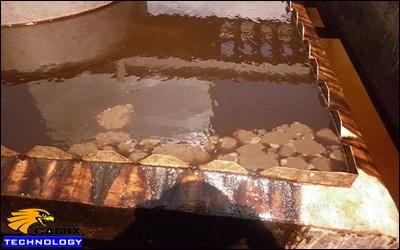 Sửa chữa hiệu quả trạm xử lý nước thải - Bể lắng xuất hiện bùn vón cục