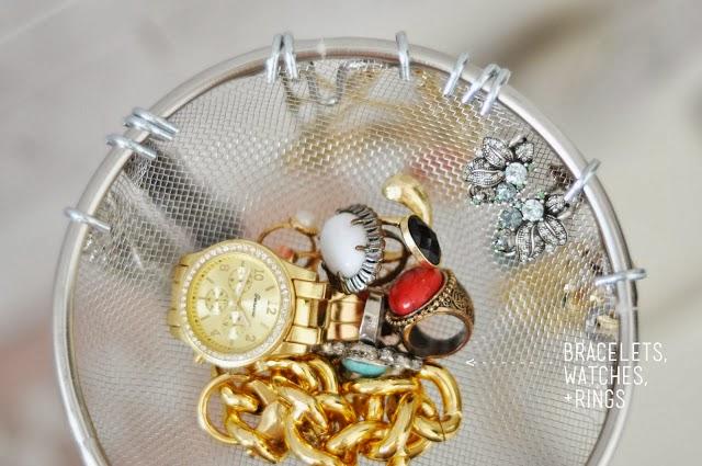 diy na przechowywanie biżuteri