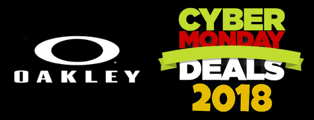 Oakley Cyber Monday Deals 2018