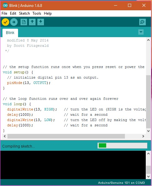 Hodentekhelp how do you connect an arduino to your