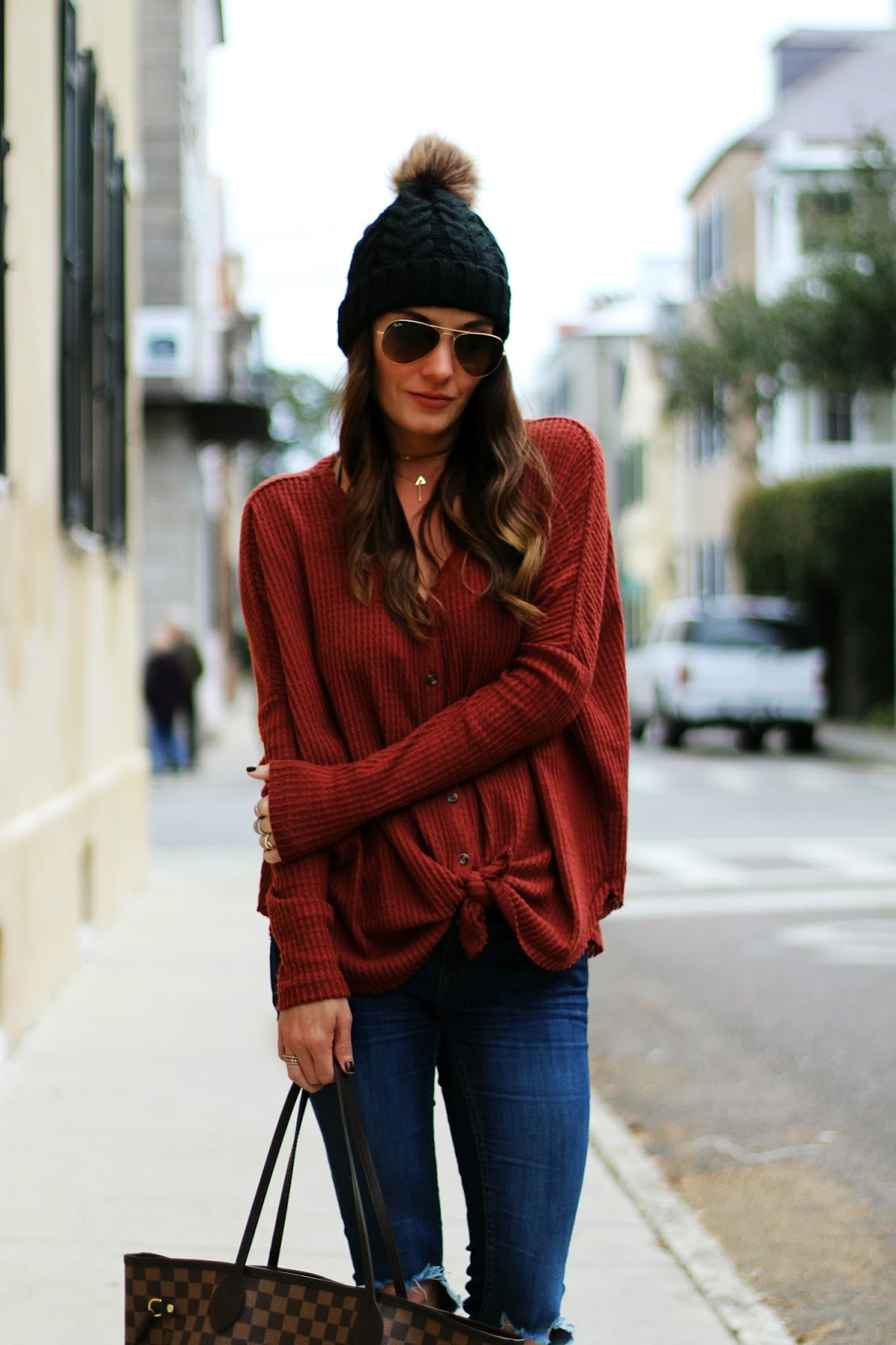 Cozy Thermal Outfit