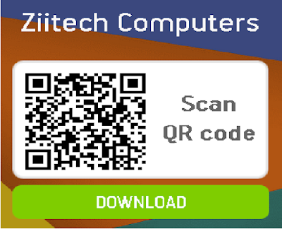 Ziitech Computers Mobile Application