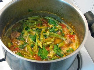Smoked Fish and Okra Stew Recipe