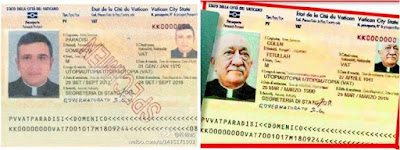 Fabricated image claims Fethullah Gulen has Vatican passport