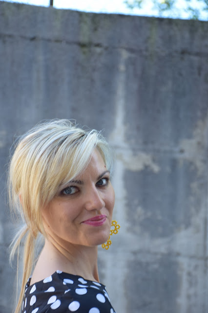 mariafelicia magno fashion blogger colorblock by felym blondie blonde hair blonde girl fashion bloggers italy