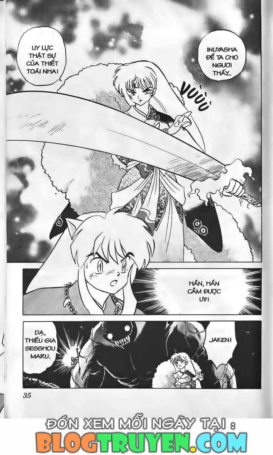 Inuyasha vol 07.2 trang 13
