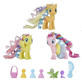 My Little Pony Birthday Surprise Ponies