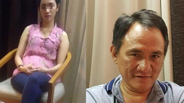 Wanita Bersama Andi Arief Artis Berinisial CJ?