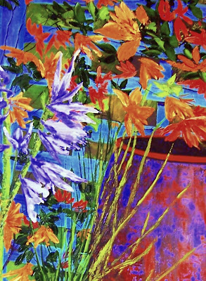 Oil on canvas 36 x 48, 2004  Private Collection of Shandy Briggs   Oshawa Ontario. Timeless Expression by Maguire