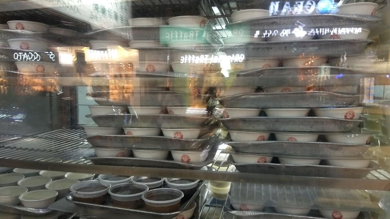 Hong Kong Steamed Milk At Yee Shun Milk Company Menu