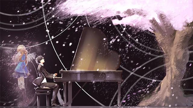 Shigatsu wa Kimi no Uso Wallpaper Engine