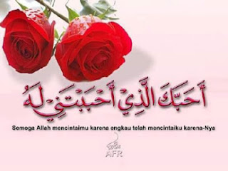 DOA PENGASIHAN TINGKAT TINGGI ISLAM