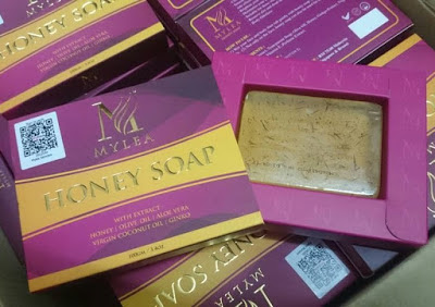 MYLEA HONEY SOAP