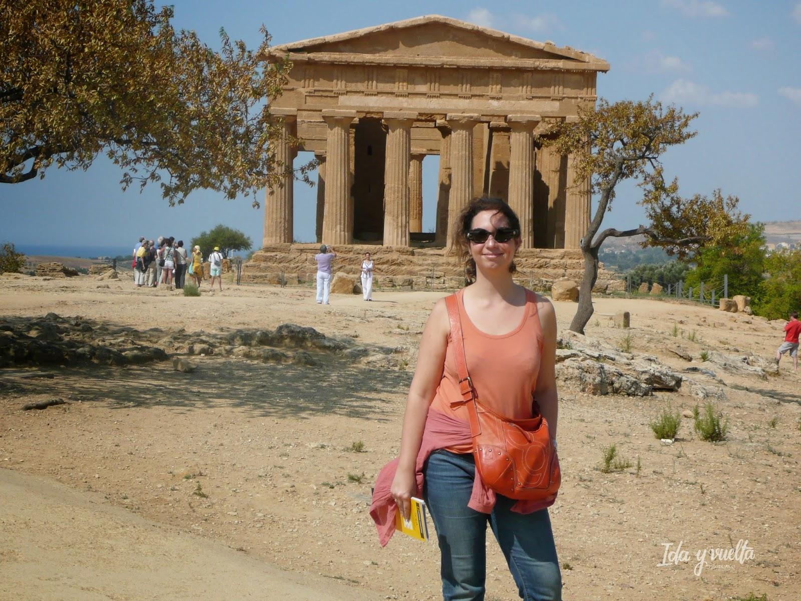 Valle de los Templos, Agrigento