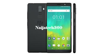 blackberry evolve in nigeria