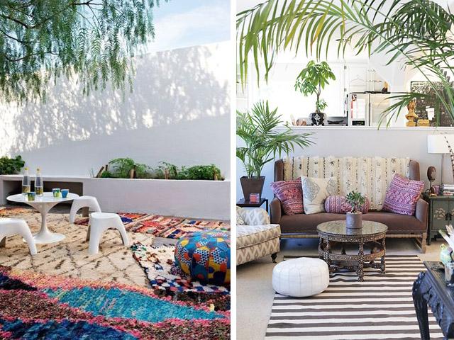 moroccan rugs boucherouite