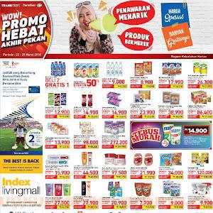 Katalog Promo Carrefour Weekend 23 - 25 Maret 2018