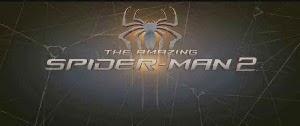 THE AMAZING SPIDER MAN - 2 MOVIE 2014