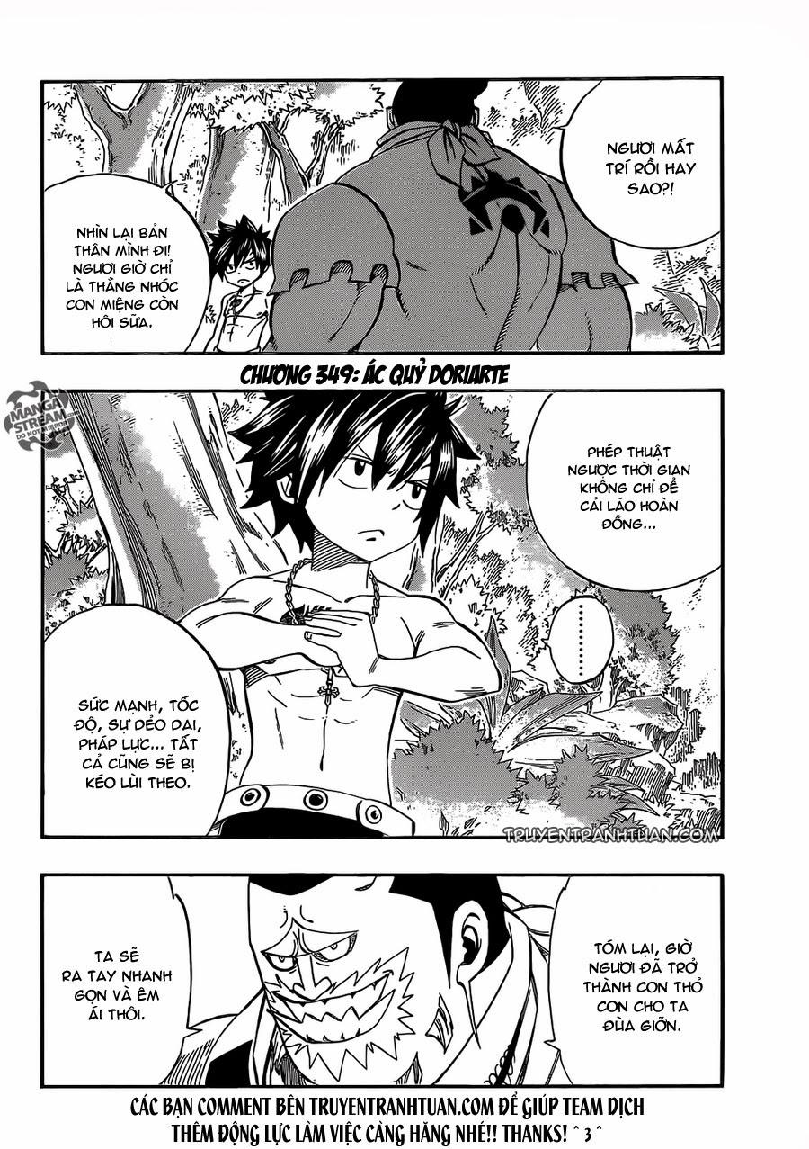 Fairy Tail chap 349 trang 5