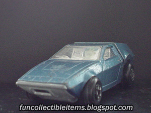 Blue Midnight Magic toy car vehicle