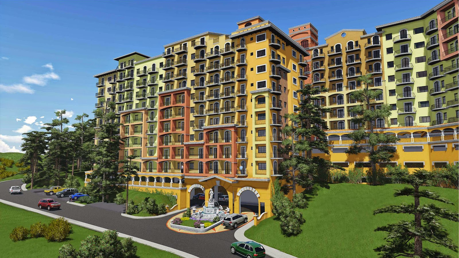Suntrust 88 Gibraltar Condominiums Baguio | Phlippines Best Condominiums